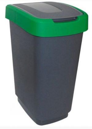 Na Odpady INNY POJ KLIP50CZ POJEMNIK NA ODPADY KLIP 50L ZIELONY