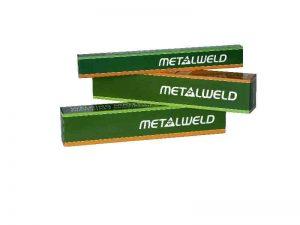 Rutylowe (Różowe) METALWELD ELE 3.2/45R2 ELEKTRODA RUTYLOWA RUTWELD 2 EXTRA 3.25MM 4.5KG 3-2,5mm