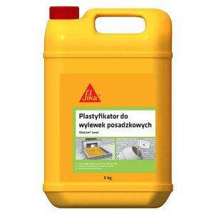 Plastyfikatory SIKA SK-SL356716 SIKACEM LEVEL PLASTYFIKATOR DO WYLEWEK POSADZKOWYCH 5KG level