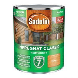 Impregnaty INNY 5SACH.PIN4.5 SADOLIN IMPREGNAT CLASSIC HYBRYDOWY 7 LAT PINIOWY 4.5L 4.5l
