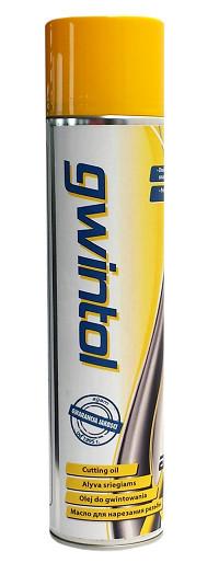 Smary - Oleje INNY H/AG-1050020 OLEJ DO GWINTOWANIA GWINTOL SPRAY 600ML 600ml,