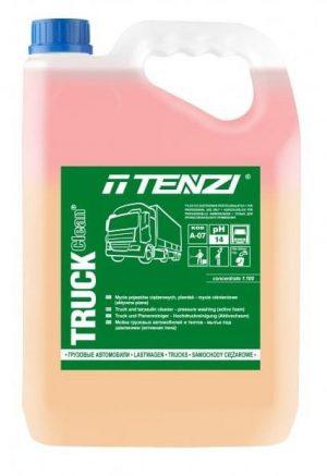 Preparaty Myjące CHEMIA TZ 10 0759 SILNA AKTYWNA PIANA DO MYCIA CIĘŻARówEK TRUCK CLEAN 5L 0759