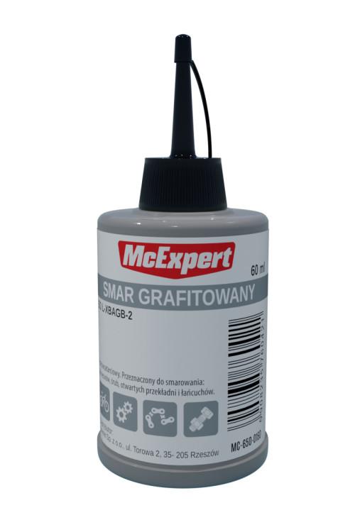 Smary - Oleje MCEXPERT MC-650-0160 SMAR GRAFITOWANY BUTELKA Z MIESZKIEM 60ML 60ml