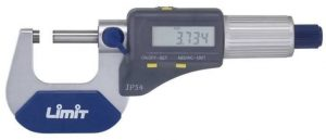Mikrometry INNY L-96640107 MIKROMETR ELEKTRONICZNY 0-25MM 0-25mm
