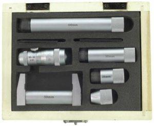 Mikrometry INNY L-96230206 ŚREDNICówKA MIKROMETRYCZNA 50-60MM 50-60mm