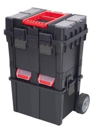 Narzędziowe INNY SKRZ N8965 SKRZYNKA NARZĘDZIOWA WHEELBOX HD COMPACT compact,
