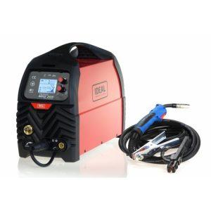 Urządzenia Mig/Mag INNY BW TMIG205LC PÓŁAUTOMAT SPAWALNICZY TECNOMIG 205 LCD MIG/TIG/MMA SYNERGIC mig/mag