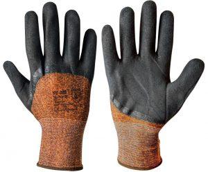 Ochrona rąk INNY REK PP029 10 RĘKAWICE POLIESTER+SPANDEX POWLEKANE LATEXEM PP-029 ROZ.10 latexem