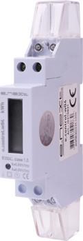 Liczniki Energii Elektrycznej INNY EX-I0310031 LICZNIK JEDNOFAZOWY E.CONTROL.W04 5(30)A 5(30)a