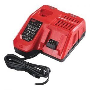 Akumulatory i Ładowarki MILWAUKEE 4932451079 ŁADOWARKA M12-18FC 4932451079