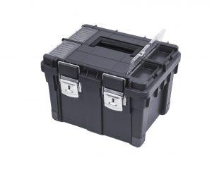 Narzędziowe INNY SKRZ N9436 SKRZYNKA NARZĘDZIOWA HD COMPACT LOGIC CZARNA compact,
