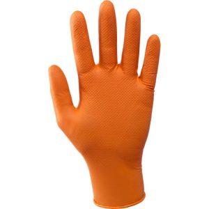 Ochrona rąk BETA 393044/M RĘKAWICE GREASE MONKEY R. M/8 NITRYLOWE 10 SZTUK 393044/m