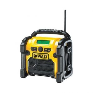 Radia Budowlane DEWALT DCR019-QW RADIO BUDOWLANE XR LI-ION FM/AM budowlane