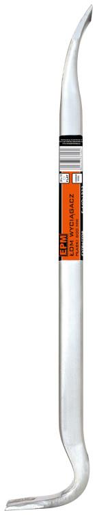 Łom Wygięty EPM E-440-1332 ŁOM WYCIĄGACZ PŁASKI EXTRACTOR 600MM 600mm