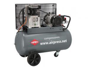 Olejowe AIRPRESS 360670 KOMPRESOR TŁOKOWY 90L HK 600/90 PRO 400V 360670