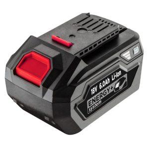 Akumulatory i Ładowarki GRAPHITE 58G086 AKUMULATOR ENERGY+ 18V LI-ION 6.0Ah . 58g086