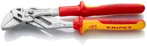 Szczypce kluczowe KNIPEX KN 86 06 250 SZCZYPCE-KLUCZ 250MM VDE 1000V 1000v