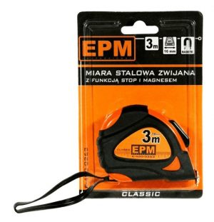 Zwijane EPM xE-400-0265 KPL. 12 SZTUK MIARA ZWIJANA CLASSIC 5Mx19MM 5mx19mm