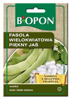 Warzywa BIOPON BR BIO-1445 FASOLA WIELOKWIATOWA PIĘKNY JAŚ 30G bio-1445