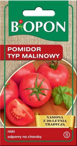 Warzywa BIOPON BR BIO-1477 POMIDOR TYP MALINOWY 0.2G 0.2g
