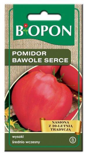 Warzywa BIOPON BR BIO-1480 POMIDOR BAWOLE SERCE 0.2G 0.2g