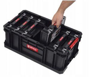 Narzędziowe INNY SKRZ N1613 ZESTAW QBRICK TWO BOX 200 + 6xORGANIZER MULTI 6xorganizer