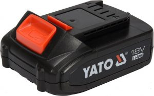 Akumulatory i Ładowarki YATO YT-82842 AKUMULATOR 18V LI-ION 2.0 Ah akumulator