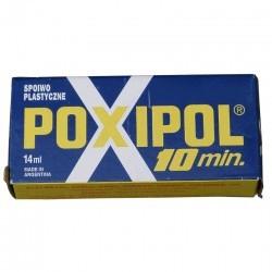 Uniwersalne POXIPOL POX 14 BZ POXIPOL 14ML/16G BEZBARWNY 14ml/16g