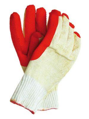 Ochrona rąk INNY REK REX 105 RĘKAWICE POWLEKANE WULKANIZOWANĄ GUMĄ RECOREX 412 PP-006 10 gumĄ