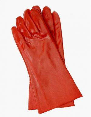 Ochrona rąk INNY REK GU 421 3 RĘKAWICE PCV DŁUGIE RPCV 35CM PP-IRWIN MAPER GR104 35cm,