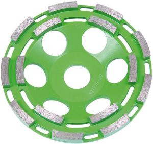 Talerze szliferskie CEDIMA Diamentowy talerz szlifierski EC 73 125mm 30x7x6,5mm 125mm