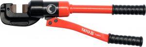 Do Rur Mosiężnych YATO YT-22872 RĘCZNY OBCINAK HYDRAULICZNY 4-20MM 4-20mm