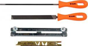 Komplety YATO YT-85041 ZESTAW DO OSTRZENIA ŁAŃCUCHA 4.5MM 4SZT 4.5mm
