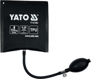 Pozostałe YATO YT-67380 PODUSZKA MONTAŻOWA 135KG 135kg