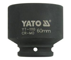 """Nasadki Krótkie 3/4"""" YATO YT-1110 NASADKA UDAROWA 6-KĄTNA 3/4"""" 60MM 3/4"""""""