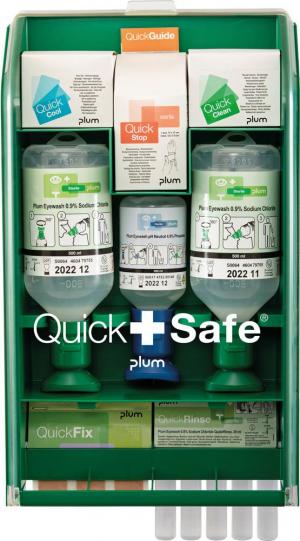 Bez kategorii Apteczka pierwszej pomocy QuickSafe Box, kompletna apteczka