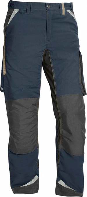 Odzież robocza B-pants Flexolution roz. 56, khaki/szare b-pants