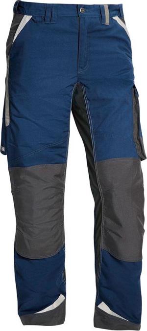 Odzież robocza B-spodnie Flexolution roz. 58, niebieskie/szare b-spodnie