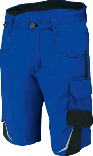 Odzież robocza Bermudy PULSSCHLAG, roz. 56, niebieski/brązowy bermudy