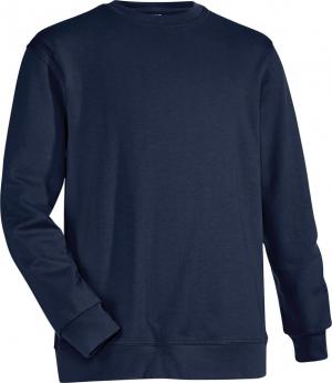 Bluzy Bluza dresowa, rozmiar L, navy bluza,