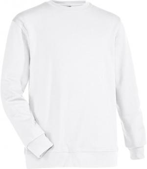 Bluzy Bluza dresowa, rozmiar M, biała biała