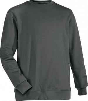Bluzy Bluza dresowa, rozmiar XL, antracyt antracyt