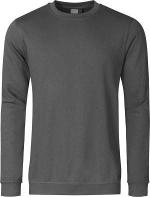 Bluzy Bluza, rozmiar L, stalowoszara bluza,