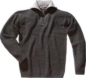 Bluzy Bluza Sylt, rozmiar XXL, ciemnoszara cętkowana bluza,