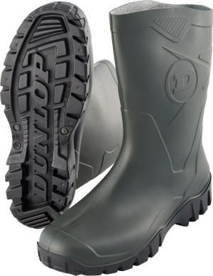 Ochrona stóp Buty Dunlop Dee, rozmiar 37, zielone buty