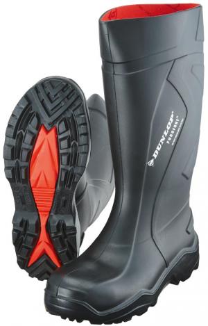 Ochrona stóp Buty Dunlop Purofort+, S5 CI SRC, roz. 44, schw. buty