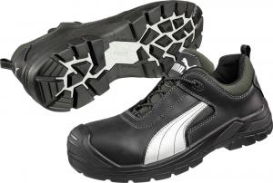 Ochrona stóp Buty Puma niskie 640720, S3, roz. 44, czarny Puma 640720,