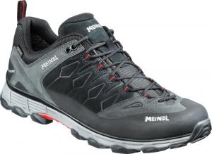 Ochrona stóp Buty turystyczne Lite Trail GTX, antracyt/czerwone, rozmiar 9,5 antracyt/czerwone,