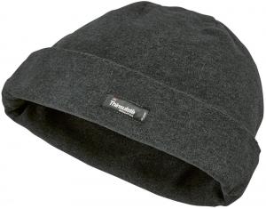 Czapki Czapka, polar, Thinsulate, szara czapka