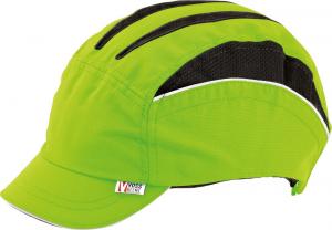 Ochrona głowy/twarzy Czapka VOSS-Cap neo ostrzegawczy żółty czapka